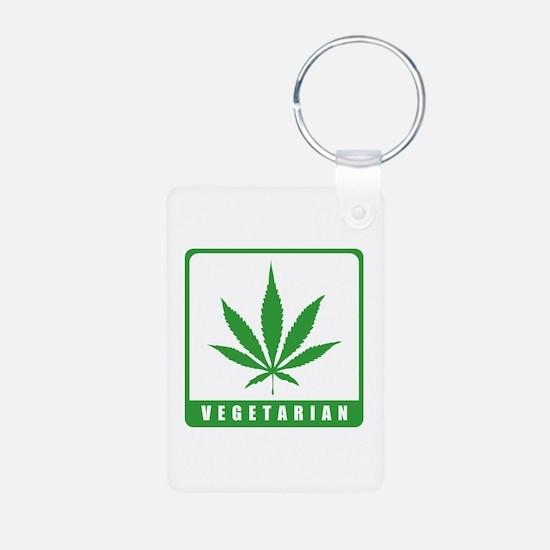 Vegetarian Keychains