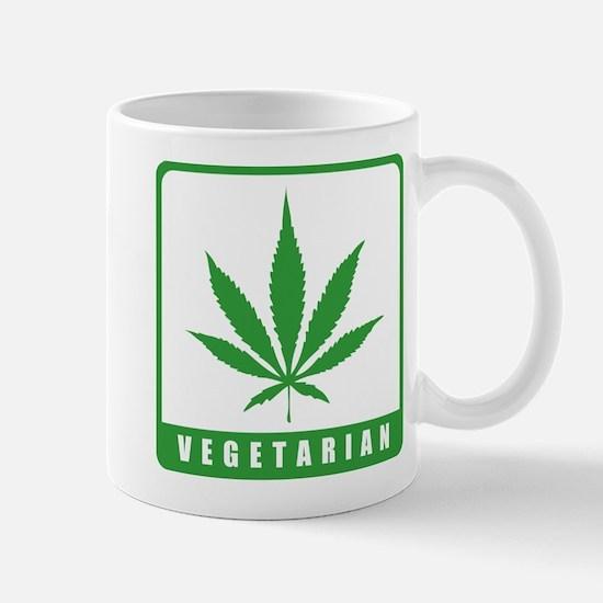 Vegetarian Mug