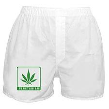 Vegetarian Boxer Shorts
