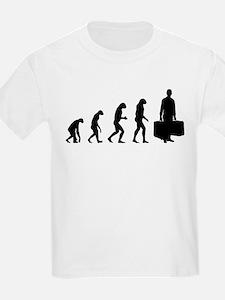 Evolution tourist T-Shirt