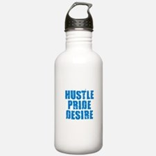 Hustle Pride Desire - Water Bottle