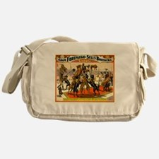 Colonel Schult's Great Danes Messenger Bag
