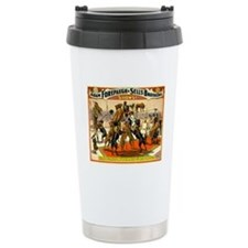 Colonel Schult's Great Danes Travel Mug