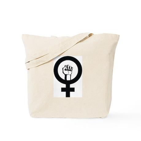 Female Power Tote Bag