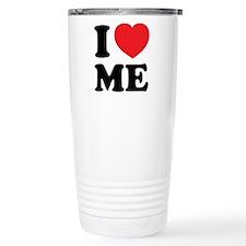I LOVE ME Travel Mug