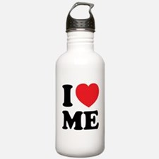 I LOVE ME Sports Water Bottle