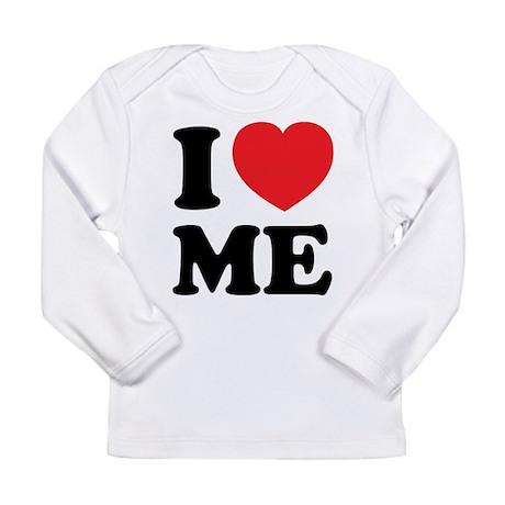 I LOVE ME Long Sleeve Infant T-Shirt