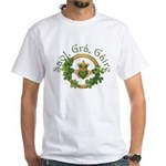 Life, Love, Laughter White T-Shirt