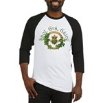 Life, Love, Laughter Baseball Jersey
