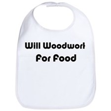 Will Woodwork For Food Bib