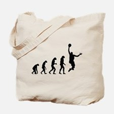 Evolution basketball Tote Bag
