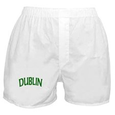 Dublin Boxer Shorts