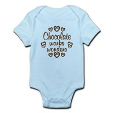Chocolate Wonder Infant Bodysuit