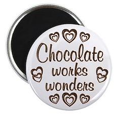 Chocolate Wonder Magnet