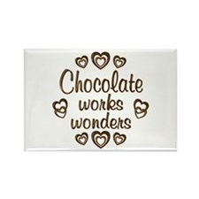 Chocolate Wonder Rectangle Magnet (10 pack)