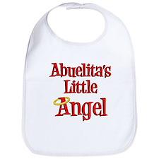 Abuelita's Little Angel Bib