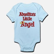Abuelita's Little Angel Infant Bodysuit