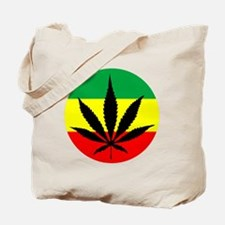 Rasta Marijuana Tote Bag