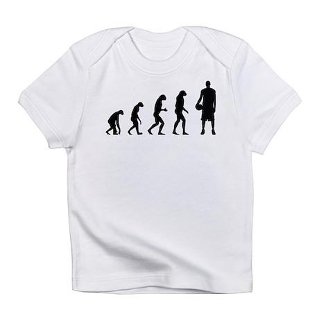 Evolution basketball Infant T-Shirt
