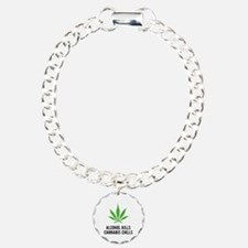 Cannabis Chills Bracelet