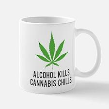 Cannabis Chills Mug