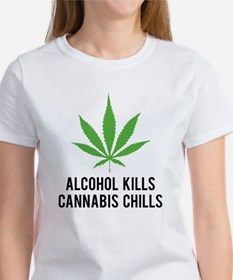 Cannabis Chills Tee