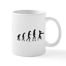 Evolution breakdance Mug