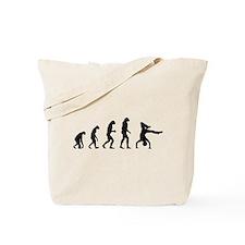 Evolution breakdance Tote Bag