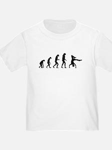 Evolution breakdance T