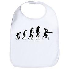 Evolution breakdance Bib