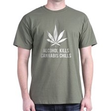 Cannabis Chills T-Shirt