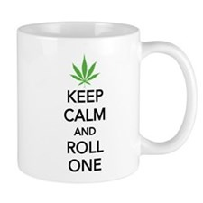 Keep calm and roll one Mug