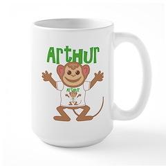 Little Monkey Arthur Mug