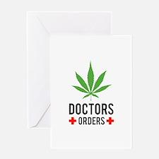 Doctors Orders Greeting Card