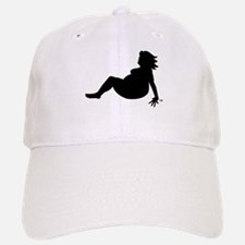 Fat Mudflap Girl Baseball Baseball Cap