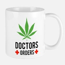 Doctors Orders Small Small Mug