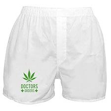 Doctors Orders Boxer Shorts