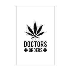 Doctors Orders Posters
