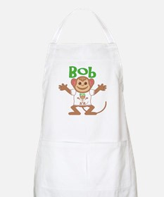 Little Monkey Bob Apron