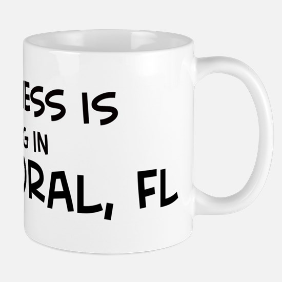 Happiness is Cape Coral Mug