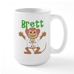 Little Monkey Brett Mug