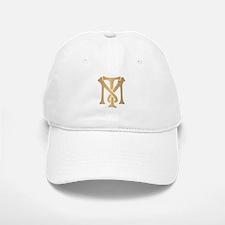 Tony Montana Monogram Baseball Baseball Cap