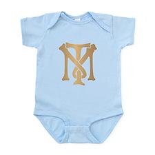 Tony Montana Monogram Infant Bodysuit