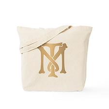Tony Montana Monogram Tote Bag