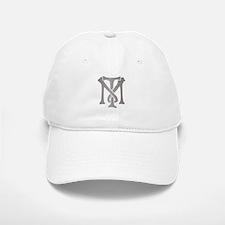 Tony Montana Silver Monogram Cap