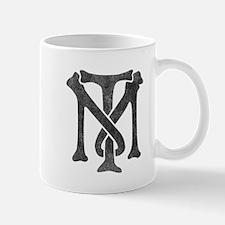 Tony Montana Vintage Monogram Mug