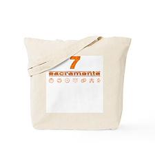 7 Sacraments Tote Bag
