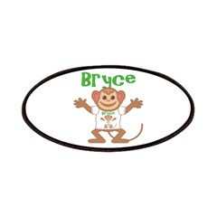 Little Monkey Bryce Patches
