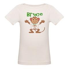 Little Monkey Bryce Tee