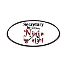 Secretary Ninja Patches